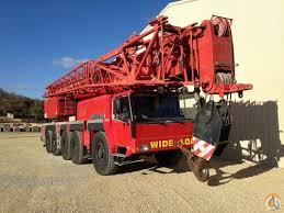 Sold 1998 Liebherr Ltm 1160 2 Crane For On Cranenetwork Com