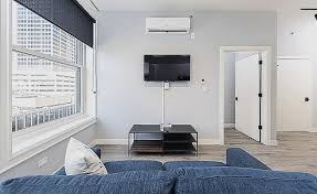 1 Bedroom Apartments Chicago Of Modern House Awesome Plymouth Maggie Apartment  Chicago Usa