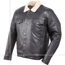 inner bore goat leather jacket spacer