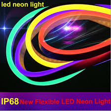 Color Changing Rope Lights Classy High Quality Flexible LED Neon Rope Light Waterproof IP32 LED Neon