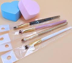 eyeshadow brush super soft professional pincel con esponji makeup eyebrow brush eyeshadow blending angled makeup brushes estic tool eyeshadow brush