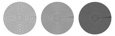 Moire Pattern Custom Moiré Pattern From Wolfram MathWorld