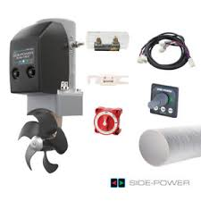 Details About Marine Bow Thruster Se 60 185 S Side Power With Installation Kit