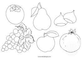 Immagini Frutta E Verdura Da Stampare Playingwithfirekitchencom