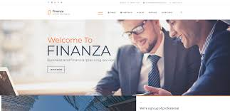 Best Financial Services Website Design The Best Financial Advisor Websites For 2019 Harrismediagains