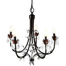 antique black beaded chandelier lamp shades