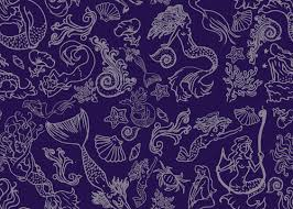 Mermaid Pattern Magnificent Mermaid Pattern Shared By Sophie Jewel On We Heart It