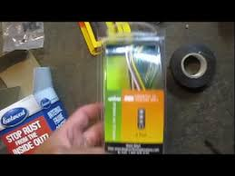 installing a trailer wiring harness on a 2002 chevy astro youtube 2003 chevy express trailer wiring diagram at Chevy Express Trailer Wiring Diagram