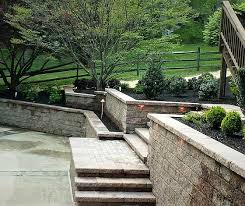 Hardscaping Landscaping About Us E G Rall Jr