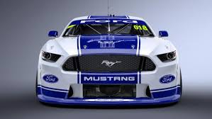 2018 ford australia. Plain Australia The Ford Mustang As It Would Appear If Entered Into The 2018 Supercars  Season On Ford Australia