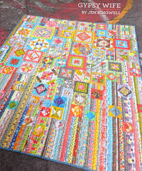 Gypsy Wife Quilt Pattern Gorgeous City Stitches My Gypsy Wife Part 48