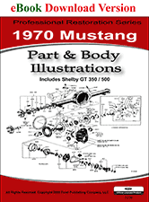 1970 mustang wiring diagram pdf 1970 image wiring 1970 ford mustang shop manual on 1970 mustang wiring diagram pdf