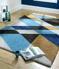 brown and blue rug dapple slant on now with free delivery black area rugs