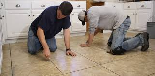 kitchen ceramic tile flooring. Laying The Ceramic Tile Kitchen Floor. Flooring