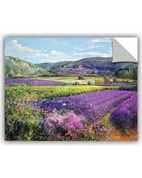 art wall timothy easton s lavender fields in old provence art appeelz removable wall art graphic on lavender fields wall art with snag this hot sale 10 off art wall timothy easton s lavender