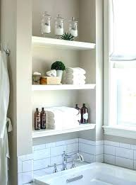 bathroom floating shelves above toilet floating shelves over toilet shelves above bathroom floating shelves over toilet