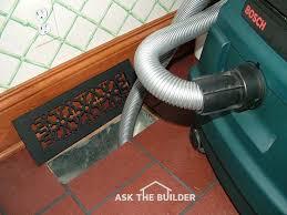 hvac return air ducting is important