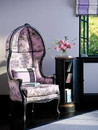 country living room ci allure:  ci allure of french and italian decor pink porters chair pg xjpgrendhgtvcom