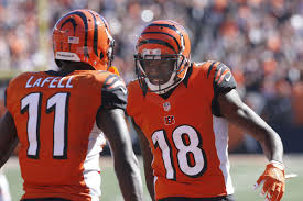 Comparing The Bengals 2016 And 2017 Wide Receiver Units