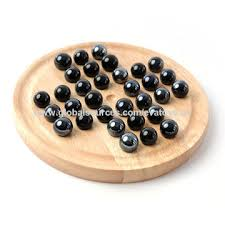 Game With Marbles And Wooden Board Interesting China 32 Marbles Classic Solitaire Game From Wenzhou Other Wenzhou
