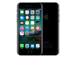 Apple iPhone 7 32GB - Jet Black - Mac4less
