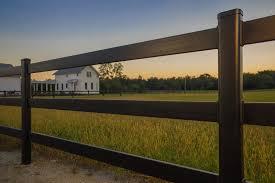 Summit Steel Ranch Rail Fence Fence Deck Supply