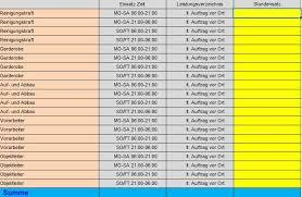 Gebäudereinigung schmalzbauer vdb service system reinigung management info schmalzbauer at 0650 95 85 750. Teil Preisblatt Ausfullhilfe Pdf Kostenfreier Download