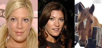 horse face person. Delighful Person Labels Celeblookalike Dexter Face Horse Horseface Jennifercarpenter  Torrispelling For Horse Face Person 2