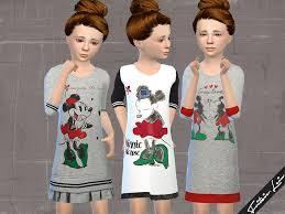 Fritzie.Lein's Minnie Mouse Sweatshirt Dress