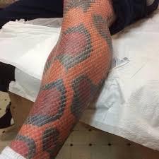 потрясающая тату