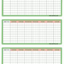 Chart Downloads Free 4 Week To Do Chore Chart Checklists Free Printable