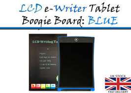 Boogie Board Memo 100100 inch LCD eWriter Tablet Writing Drawing Memo Message BLUE 43