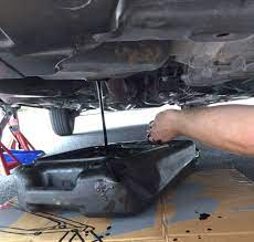 diy oil changes and investing the