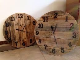 crafts zen diy clock wall wall clock