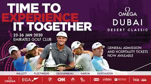 Tickets To Omega Dubai Desert Classic 2020 Platinumlist Net