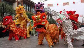 Wǔ lóng) atau disebut juga liong di indonesia adalah orang tionghoa sering menggunakan istilah 'keturunan naga'(hanzi : Imlek 2020 Barongsai Makna Dan Filosofi Bagi Tahun Baru China Cek Ricek