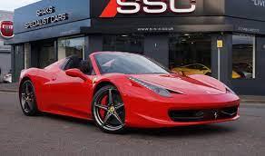 Ferrari 458 Spider For Sale Jamesedition