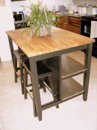 Ikea Hacks Kitchen Island Ikea Hack Kitchen Table Ikea Hack Wood Wrapped Expedit Butcher
