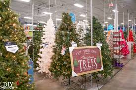at home christmas tree farm inspired decor diy show off diy