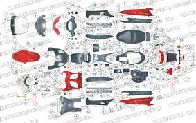 roketa mc 13 150 body parts