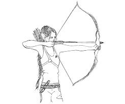 Small Picture Homely Ideas Coloring Pages Games The Hunger Games Coloring Pages