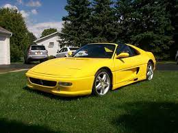 Wont find another modena nicer. Someone Made A Ferrari F355 Out Of An Mr2