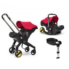 doona infant car seat stroller isofix