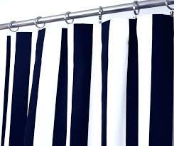 rugby stripe curtain rugby stripe shower curtain navy blue pillowfort rugby stripe shower curtain