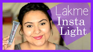 Lakme 9 To 5 Insta Light Instant Glow Creme Review