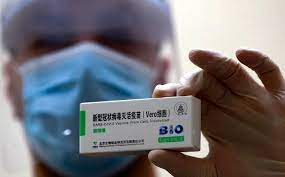 China vaccine maker Sinopharm says chairman and a director resigned