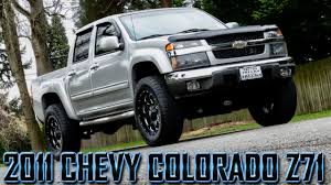 LIFTED 2011 Chevrolet Colorado Z71 4x4 - Northwest Motorsport ...
