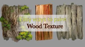 painting wood in photo