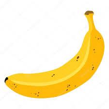 Dessin Anim Unique Banane Blette Image Vectorielle Nikiteev