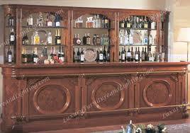italian bar furniture. California Triple Bar Italian Furniture